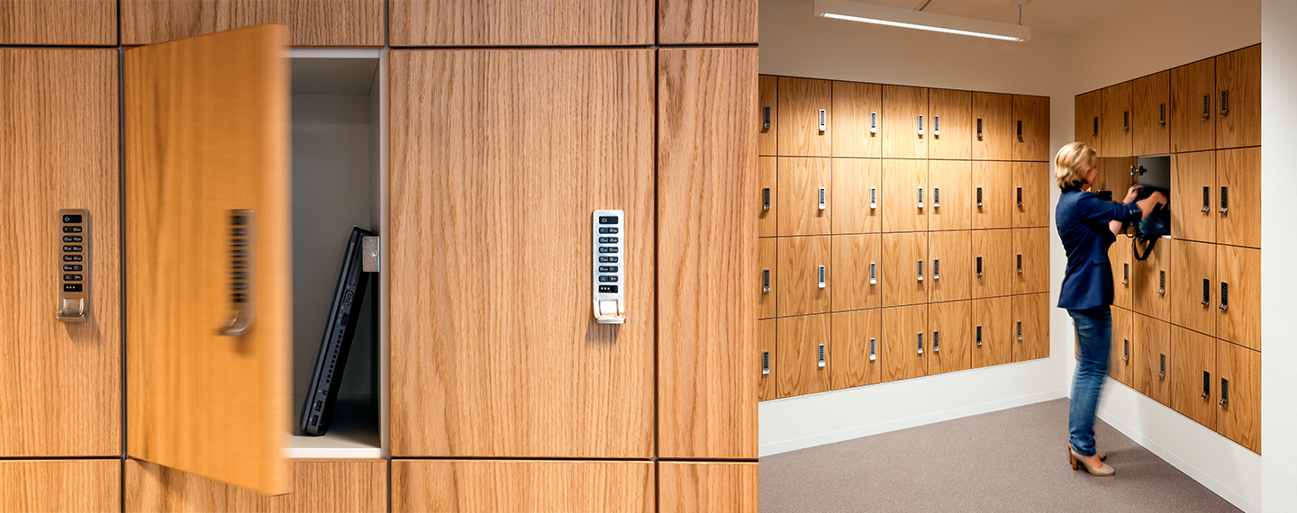 Aspire Electronic Locks Installed at the Deltares Research Institutes
